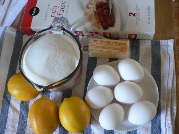 Make a Lemon Pie