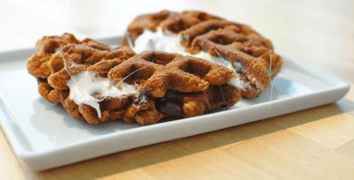 waffleizer: S'moreffle