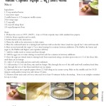 How to Make Vanilla Cupcakes