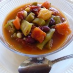30 minute vegetable soup