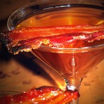 Bacon! Candied Bacon Martini