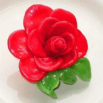 Decorate your sweets with Tootsie-Roses!