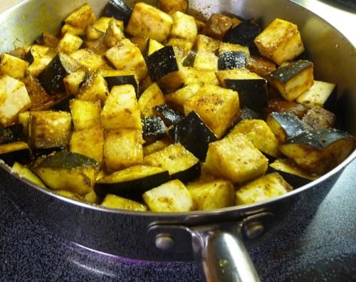Indian Eggplant 1