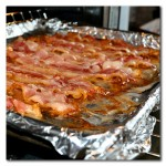 How to cook Bacon in the Oven, and More!
