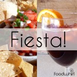 We're having a Fiesta!  Foodwhirl's Gone Mexican...