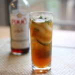 Refreshing Pimm's Cup Cocktail