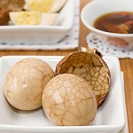 Chinese Tea Leaf Eggs from Noobcook