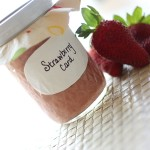 Strawberry Curd