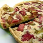 rhubarb pie by Radishes and Rhubarb