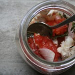 Fish Soup in a jar from talk of tomatoes