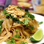 easy pad thai from Brownies for Dinner