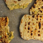 healthy-delicious.com -- pea-herb-stuffed-indian-flatbread-naan