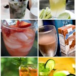Cool-off Cocktail Idea Roundup