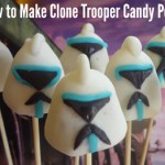 Geeky Food Love - Clone Trooper Pops!