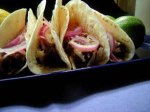 Lamb Tacos - Manhattan Food Project