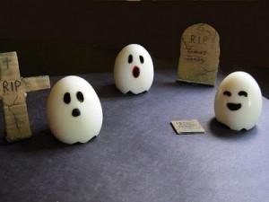 ghost eggs