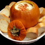 how to make Pumpkin fondue by chica &amp; jo