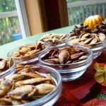 seasonings for pumpkin seeds from Drinkwater Kitchen
