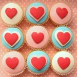 How to make valentine's day cupcakes by hello naomi