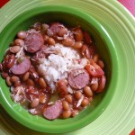 pinto bean and turkey sausage soup