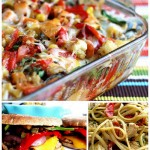 Sweet Pepper ideas - photos by Perry&#039;s Plate