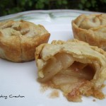 Mini Pear Pies