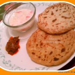 Aloo (Potato) Paratha