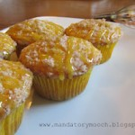 Lemon Sunrise Muffins