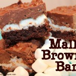 Mallow Brownie Bars
