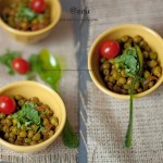 Easy Indian Cooking  Peas Masala 