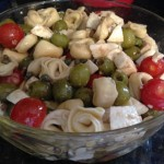  Tortellini Pasta Salad with Balsamic Vinaigrette Dressing
