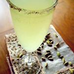 Cardamom Rosemary Lemonade Spritzer