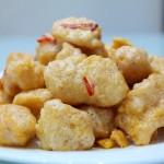 Crispy Salted Egg yolk Calamari  A Sinful Indulgence