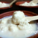Chanar Payesh or Paneer Kheer   Indian Cottage Cheese Pudding
