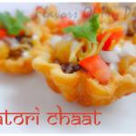 Katori Chaat