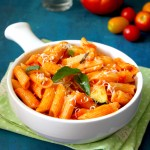 Pasta in Red Sauce Recipe  Penne Arrabiata