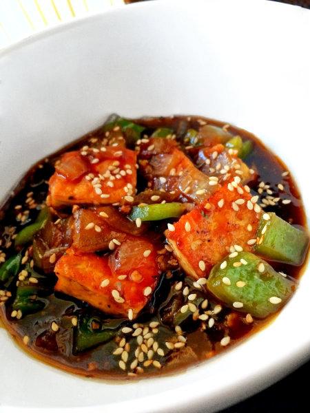 Light Tofu Manchurian