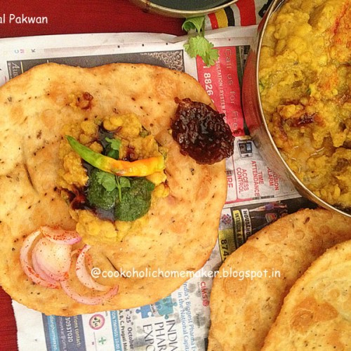 Sindhi Dal Pakwaan