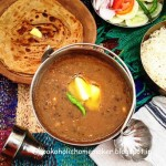 Dhabba Style Dal Makhni