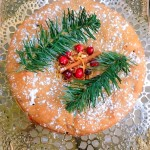 Spiced Fruit Cake  Holiday Fruitcake