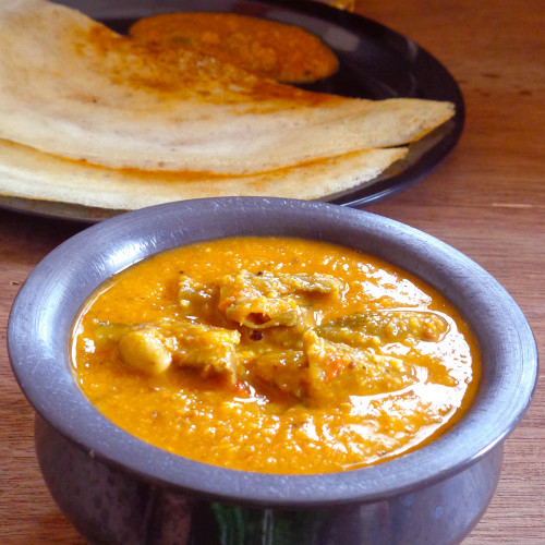 avarakkai paruppu curry recipe