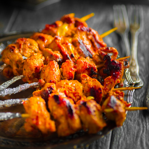 SUNSHINE CHICKEN KEBAB