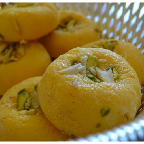 Mango Sandesh