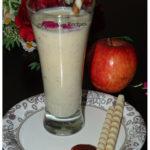 Apple and Dates Milkshake