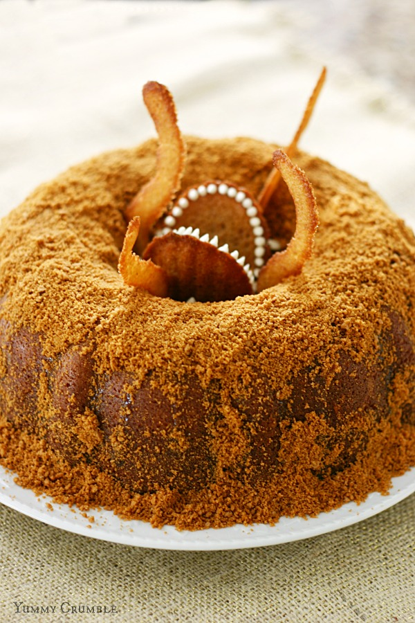 Awesome Star Wars Cake idea  A Sarlacc Pit