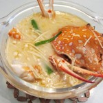 Tasty Flower Crab Soup