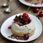 Mini Quark Vanilla Cheesecakes with Balsamic Cherry Sauce fg.jpg