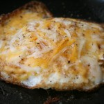 Fried Egg with Truffle Salt