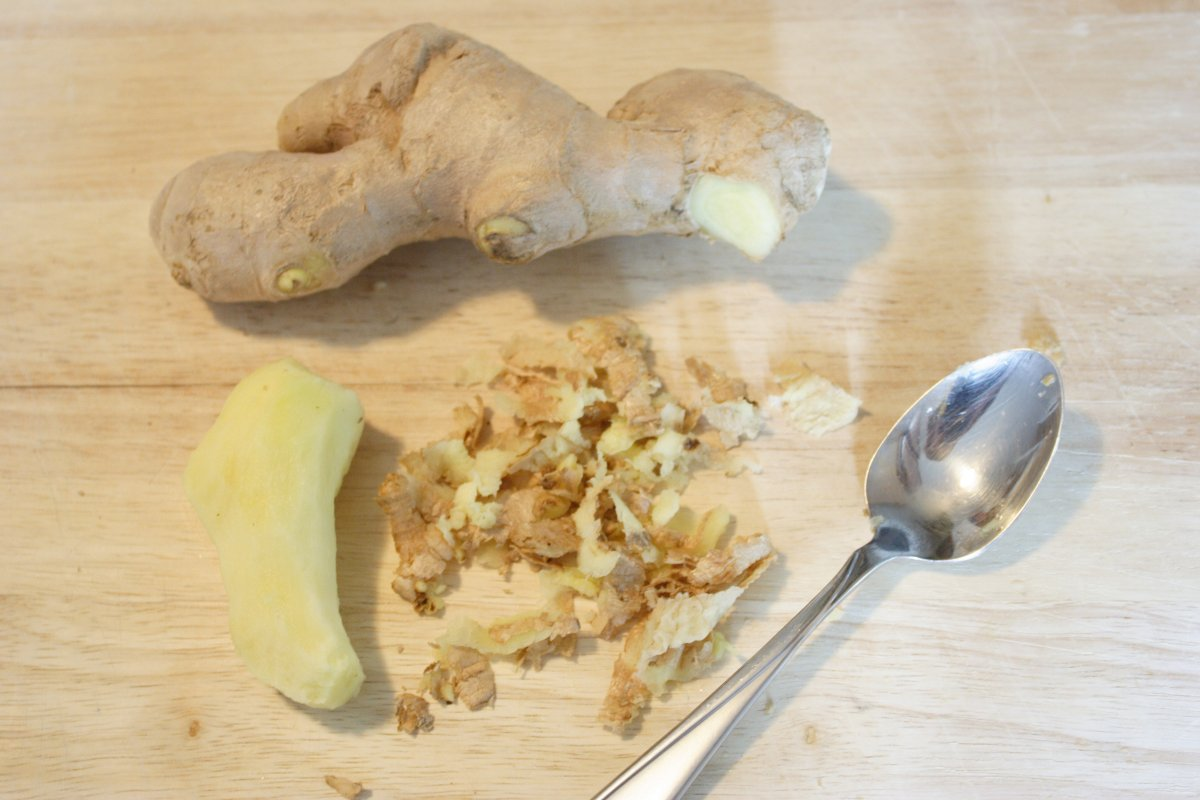 How to cook ginger