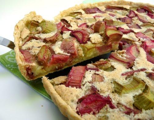 rhubarb pie by Radishes and Rhubarb